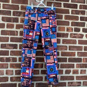 Versace flag jeans